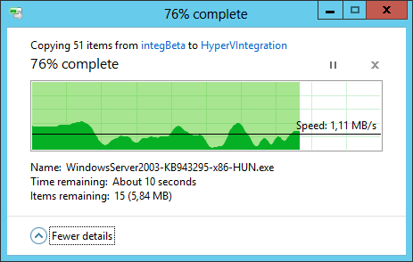 Windows 2012 copy progress